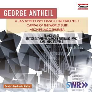 George Antheil 1900-1959