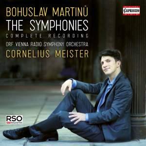 Martinů: Symphonies Nos. 1-6