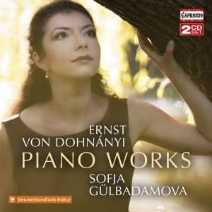 Ernst von Dohnányi: Solo Piano Works