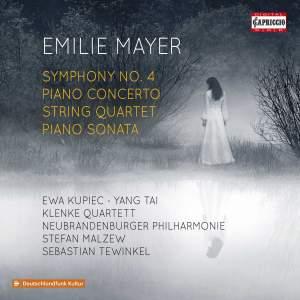 Mayer: Symphony No. 4 Product Image