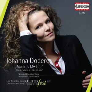Johanna Doderer: Music Is My Life Product Image