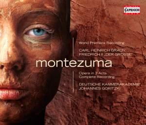 Graun, C H: Montezuma Product Image