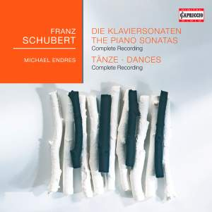 Schubert: Complete Piano Sonatas & Complete Dances for Piano Product Image
