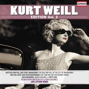 Kurt Weill Edition Vol. 2 Product Image