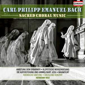 CPE Bach: Sacred Choral Music Product Image
