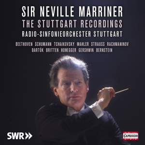 Sir Neville Marriner: The Stuttgart Recordings
