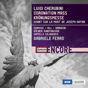Cherubini: Coronation Mass&#x3B; Chant sur la mort de Joseph Haydn