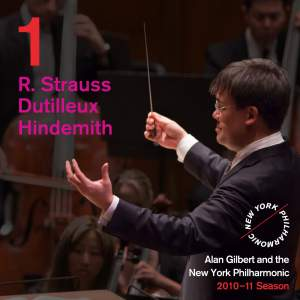 Strauss, Dutilleux & Hindemith Product Image
