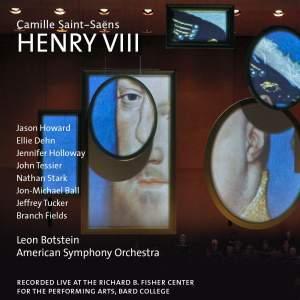 Saint-Saëns: Henry VIII Product Image