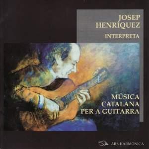 Musica Catalana per a Guitarra