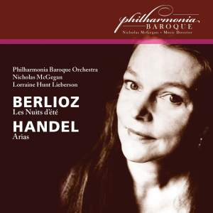Berlioz Les Nuits d'Eté & Handel Arias