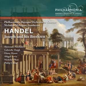 Handel: Joseph and his Brethren Product Image