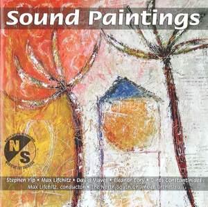 Orchestral Music (American) - YIP, S. / LIFCHITZ, M. / MAVES, D. / CORY, E. / CONSTANTINIDES, D. (Sound Paintings) (Lifchitz)