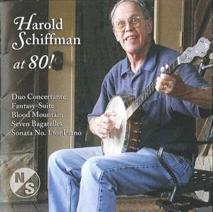 SCHIFFMAN, H.: Duo Concertante for Violin and Oboe / Fantasy-Suite for Viola / Blood Mountain / 7 Bagatelles (Music from his 80th Birthday Concert)