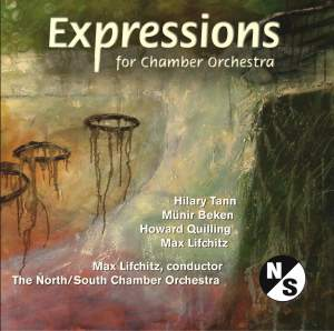 Expressions for Chamber Orchestra Product Image