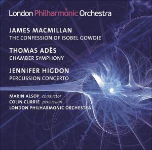 Marin Alsop conducts MacMillan, Adès and Higdon