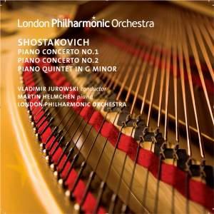 Shostakovich: Piano Concertos and Piano Quintet