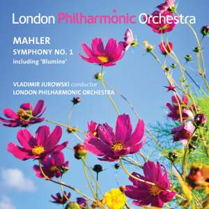 """MAHLER, G.: Symphony No. 1, """"Titan"""" (London Philharmonic, Jurowski)"""