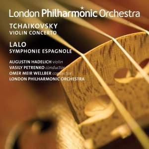 Tchaikovsky: Violin Concerto & Lalo: Symphonie espagnole Product Image