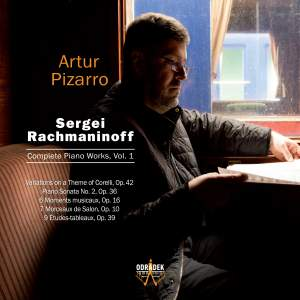 Sergei Rachmaninoff: Complete Piano Works Vol. 1