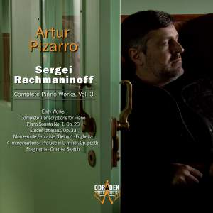 Sergei Rachmaninoff: Complete Piano Works Vol. 3