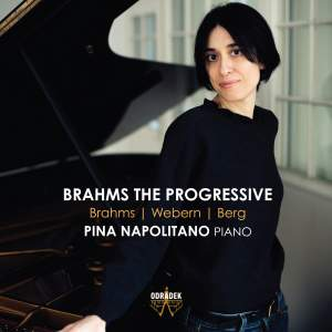 Brahms The Progressive