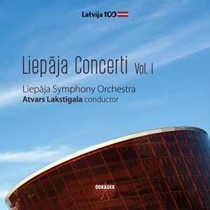 Liepaja Concerti Vol. I Product Image