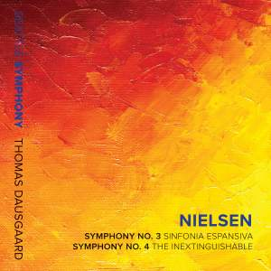 Nielsen: Symphonies Nos. 3 & 4
