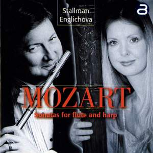 Mozart Sonatas for Flute and Harp