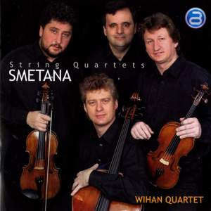 Smetana - String Quartets Nos. 1 & 2