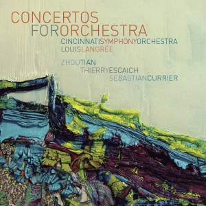 Concertos for Orchestra (Live) Product Image
