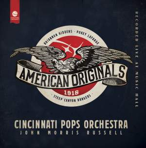 American Originals: 1918 (Live) Product Image