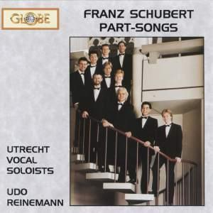 Franz Schubert - Part-Songs
