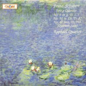 Franz Schubert - String Quartets