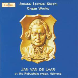 Johann Ludwig Krebs - Organ Works