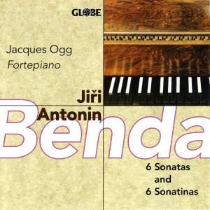 Jiri Antonin Benda: Sonatas and Sonatinas for Piano