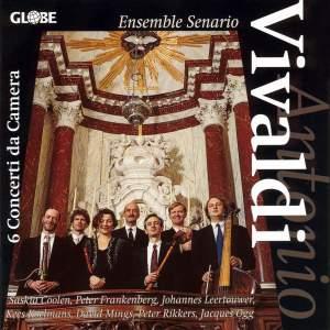 Antonio Vivaldi - 6 Concerti da Camera Product Image