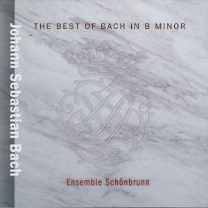 The Best of Bach in B minor Product Image