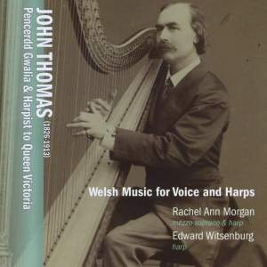 John Thomas: Welsh Music for Voice and Harps