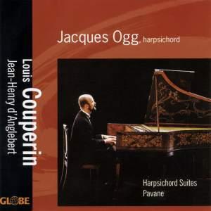 Louis Couperin / Jean-Henri d' Anglebert - Harpsichord Works