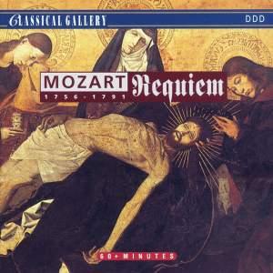 Mozart: Requiem, Te Deum & Ave Verum Corpus