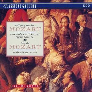 W.A. Mozart: Serenade No. 10 - L. Mozart: Sinfonia da Caccia