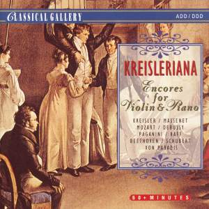 Kreisleriana - Encores for Violin & Piano