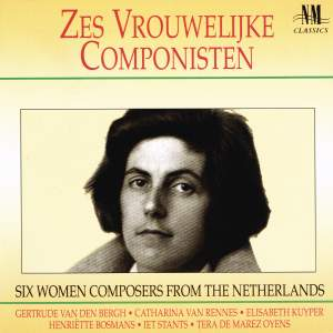 Six Dutch Female Composers Product Image