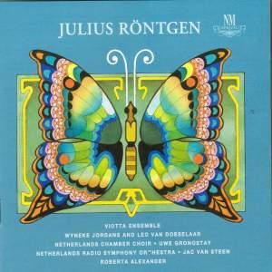 Rontgen, Julius: SERENADE OPUS 14 / THEMA MIT VARIAT