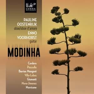 Modhina - Cordoba&#x3B; Piazolla&#x3B; Villa-lobos