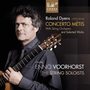 Roland Dyens: Concerto Metis
