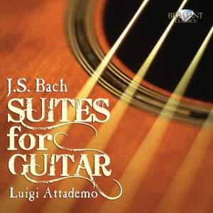 JS Bach: Suites for Guitar