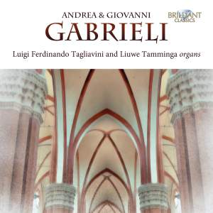 A. & G. Gabrieli - Music for one and two Organs Product Image