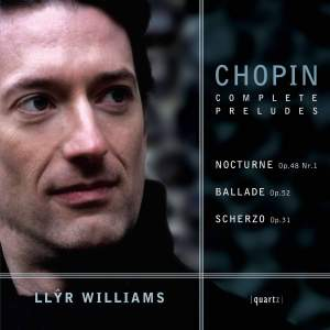 Chopin Complete Preludes Product Image